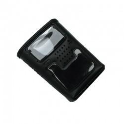 Etui souple en cuir pour Yaesu VX-6 VX-6R VX-6E VX6E YAESU Accessoires Talkie YAESU-ETUI-VX6E-CSC91-1020