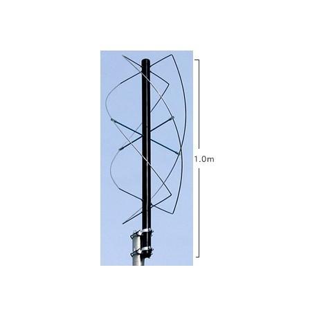 Antenne QFH 137 Mhz NOAA ACARS KE137