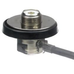 Câble coaxial avec embase SO239 pour perçage Wimo France Accessoires CABLE-EMBASE-SO239-954