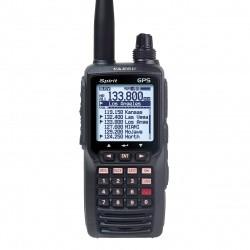 Portable Yaesu FTA-750L VHF Aviation AM 8.33 khz GPS