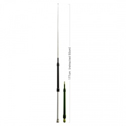 Antenne multibande Diamond RHM10