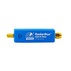Filtre passe-bande 1090 Mhz ADS-B AirNav RadarBox