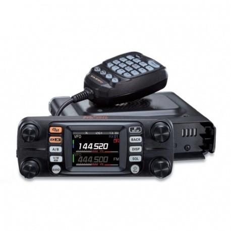 Mobile Yaesu FTM-300DE VHF - UHF 50W FM C4FM GPS Bluetooth