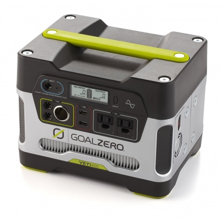 Kit Aventure Yeti 400  Goal Zero GOAL-ZERO-400