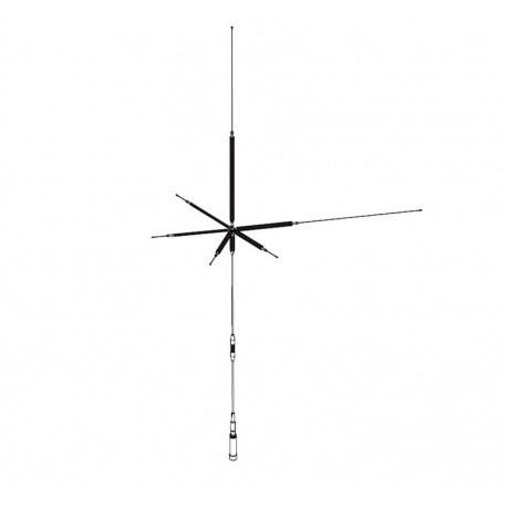 Antenne Mobile / Portable Comet UHV-9 multibande HF VHF et UHF