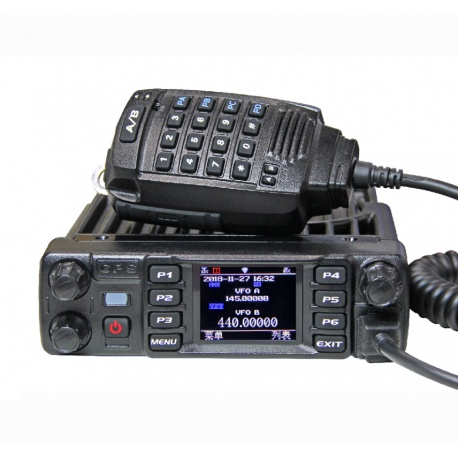 Mobile Anytone AT-D578UV 144-430Mhz VFO (GPS Bluetooth) Anytone Radio DMR ANYTONE-D578UV1-RA-871