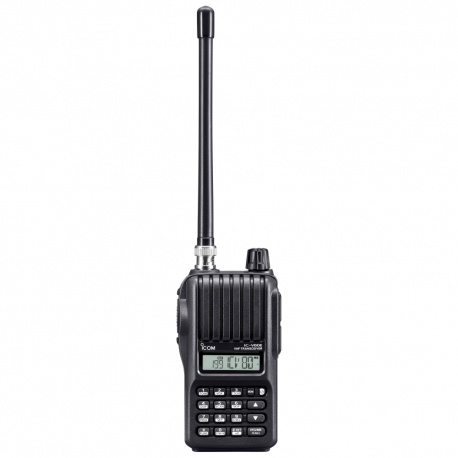Talkie Walkie IC-V80E VHF 144-146MHz & Vol Libre - Robuste IP54 5.5W