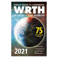 Guide WRTH 2021 - World Radio TV Handbook 75ème édition