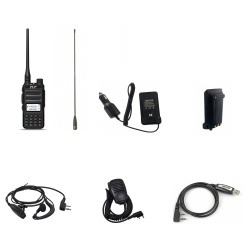 Pack Outdoor 2 Baofeng UV-82 : Etui + Batterie + Câble Baofeng Talkie-Walkie PACK-BAOFENG-OUTDOOR-UV82-498