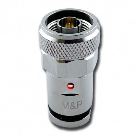 Connecteur N-Male pour câble 10.3mm AIRBORNE 10 HYPERFLEX 10 RG213
