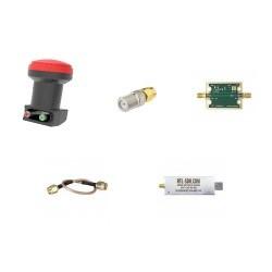 Pack Réception QO-100 SDR DELUXE 10 Ghz - 739 Mhz pour satellite Oscar 100
