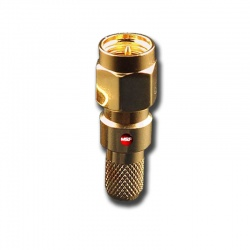 Connecteur RF SMA Male pour câble 5.4mm HYPERFLEX5