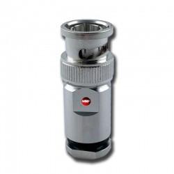 Connecteur BNC Male pour coaxial 5mm RG58 AIRBORNE5 & 5.4mm HYPERFLEX5