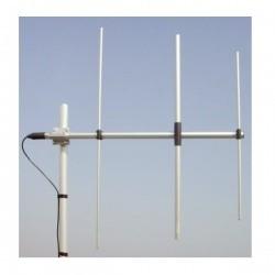 Antenne VHF Yagi Sirio WY140-3N 3 éléments 7 dBi