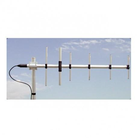Antenne yagi UHF Sirio WY400-6N 400-470 MHz