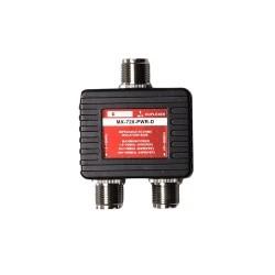 Duplexeur 1,6-150 Mhz et 400-460 MHz avec SO-239