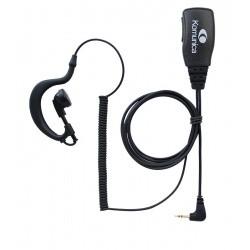 Micro-écouteurs pour Motorola PMR (T62 / T82 series)