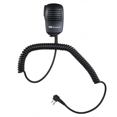 Microphone à main avec HP pour YAESU FT-4XE / FT-25E & Motorola CP-040 DP1400