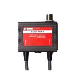 Duplexeur 1,6-56 Mhz et 140-470 MHz avec câble