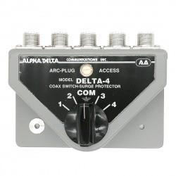 commutateur antenne 4 positions SO-239 DELTA 4B PL