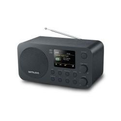 Radio réveil M-128 DBT DAB+/FM PLL avec Bluetooth