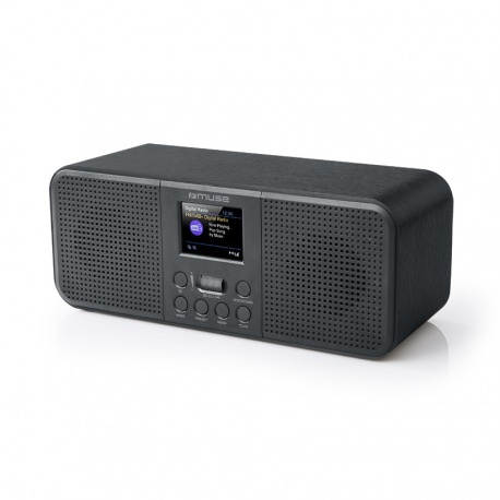 Radio réveil M-122 DBT DAB+/FM avec Bluetooth