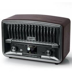 Poste vintage tsf radio retro Muse M-135 DBT bluetooth usb