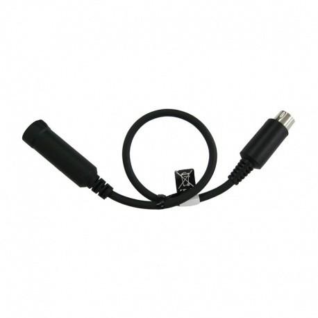 Câble de données Yaesu CT-164 Mini DIN10 vers Mini DIN6 pour FTM-400XDE