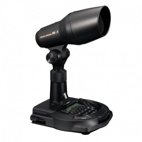 Microphone Yaesu M-1 avec égalisateur graphique