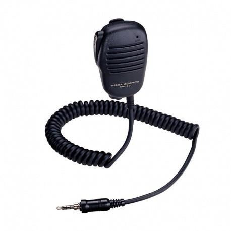 Microphone à haut-parleur compact Yaesu SSM-17H