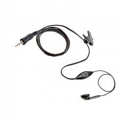 Microphone pour oreillette YAESU SSM-55A