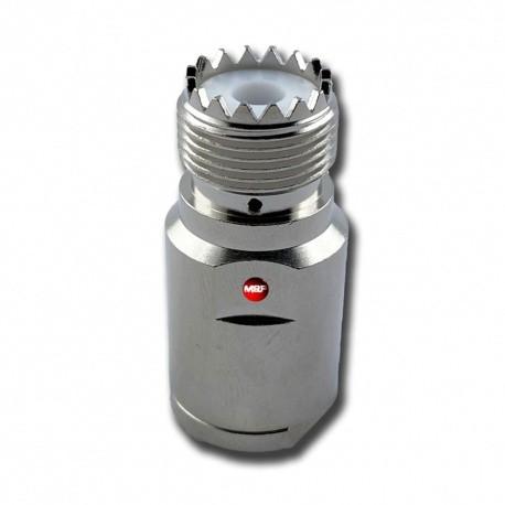 Connecteur SO-239 pour coaxial 10mm & 11mm RG213 AIRBORNE10 HYPERFLEX10
