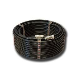 Câble coaxial M&P 7mm avec connecteur PL Male ULTRAFLEX7