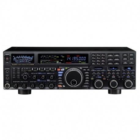 Décamétrique Yaesu FTDX5000MP HF + 50MHz 200W