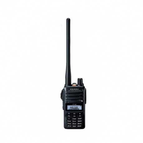Talkie-Walkie Yaesu FT-65E Deux bandes VHF/UHF 5W