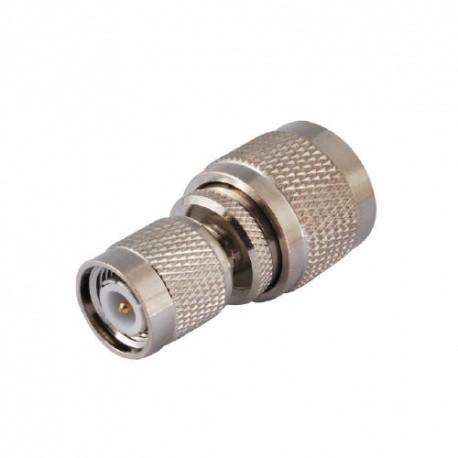 Adaptateur connecteur TNC Male vers UHF Male