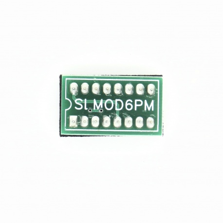 Jumper Signalink SLMOD-6PM pour Icom Yaesu Kenwood Mini DIN Data 6-broches