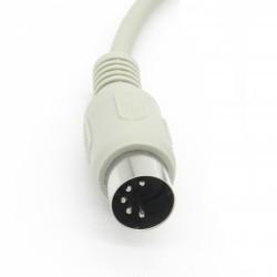 Câble Signalink SLUSB-5PD pour Yaesu Ten-Tec Mini DIN Data 5-broches