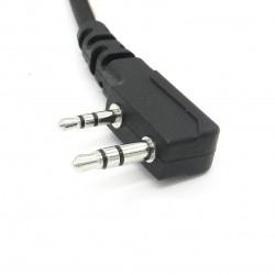 Cordon radio Signalink SLUSB-HTW prise micro/haut-parleur standard pour Baofeng Kenwood et Wouxun