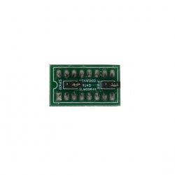 Jumper Signalink SLMOD-R4K prise micro de type rond à 4 broches pour Kenwood