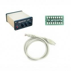 Pack Signalink-6PM pour radio 6 broches mini-din ICOM YAESU et Kenwood