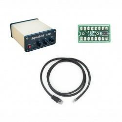 Pack Signalink-RJ1 pour radio TYT et Yaesu avec prise micro RJ11