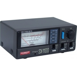 SWR-Wattmètre HF VHF UHF 900 1300 Mhz Diamond Antenna SWR-Power meter DIAMOND-SX1100-117