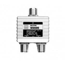 Splitteur/Combineur pour RX 0.5 à 500Mhz Diamond Antenna Accessoires DIAMOND-SS500-143