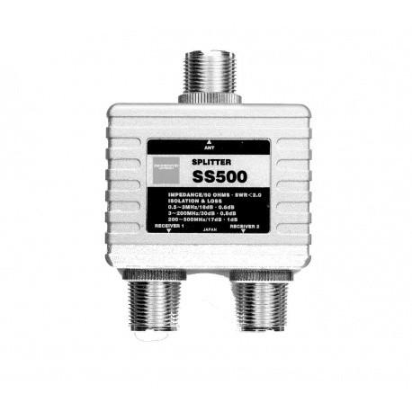 Splitteur/Combineur pour RX 0.5 à 500Mhz