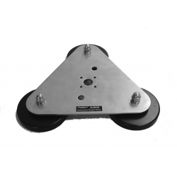 Embase magnetique très robuste 3 points Diamond K-3000 Diamond Antenna Accessoires DIAMOND-K3000-147