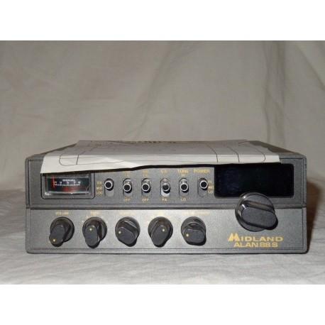 Alan88S 120 canaux AM/FM/SSB Midland ALAN88S