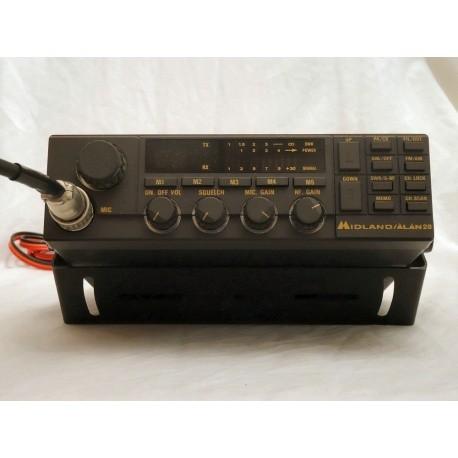 Alan28 120 canaux AM/FM Midland ALAN28