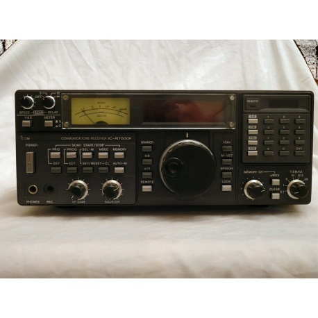 Récepteur R7000F 25-2000Mhz ICOM R7000F