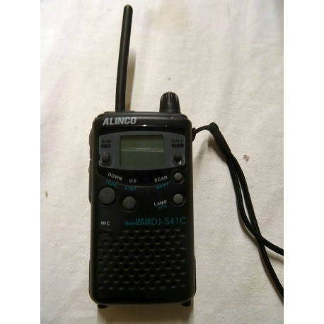 Portable LPD433 Alinco PMR 446 ALINCO-DJS41C